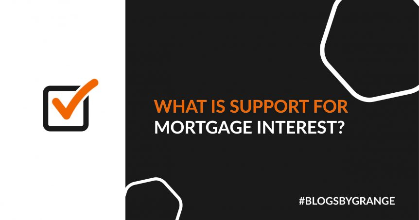 What is Support for Mortgage Interest?