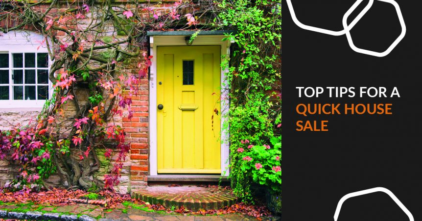 Tips for a quick house sale